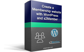 Create your membership website (with WordPress and s2Member)
