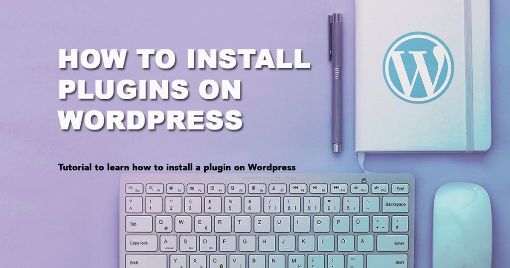 how to install plugins on wordpress